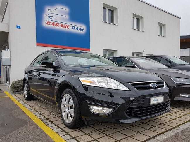 saloon Ford Mondeo 2.0 TDCi 16V Carving