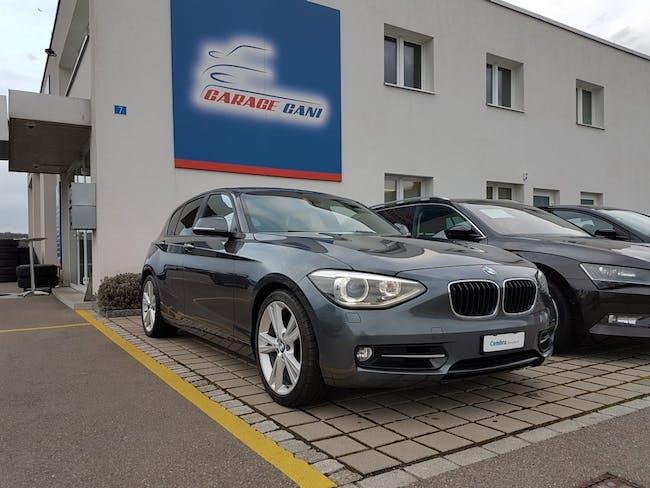 saloon BMW 1er 120d Sport Line