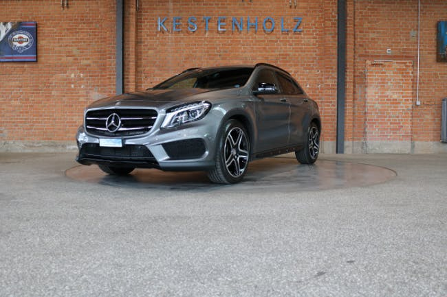 suv Mercedes-Benz GLA-Klasse GLA 200 CDI SwissAMG L 4M