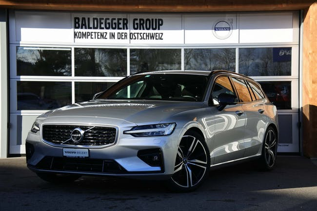estate Volvo V60 2.0 D4 R-Design AWD