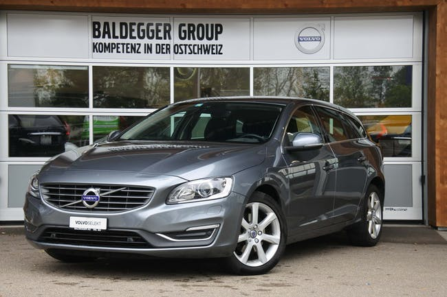 estate Volvo V60 2.0 D3 Summum S/S
