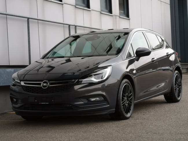 saloon Opel Astra 1.6 CDTi ecoF Excellence Automatic