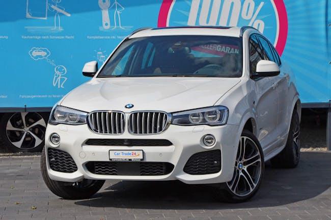 suv BMW X4 xDrive 28i M Sport