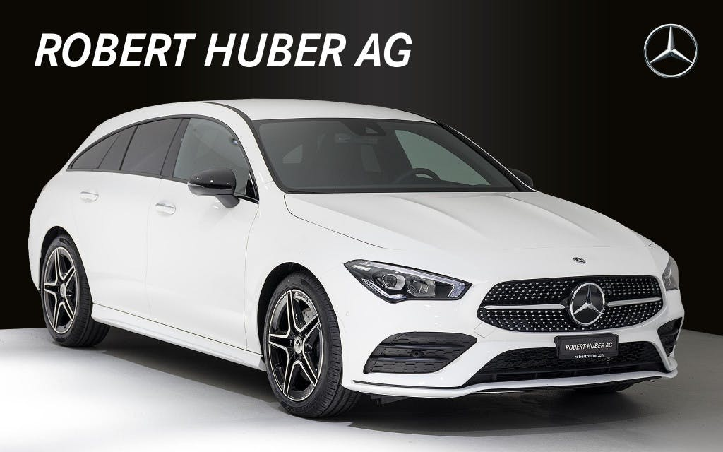 estate Mercedes-Benz CLA-Klasse CLA Shooting Brake 200 AMG Line 7G-DCT