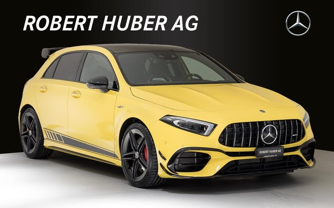 saloon Mercedes-Benz A-Klasse A 45 S AMG 4Matic+ Edition10 Speedshift