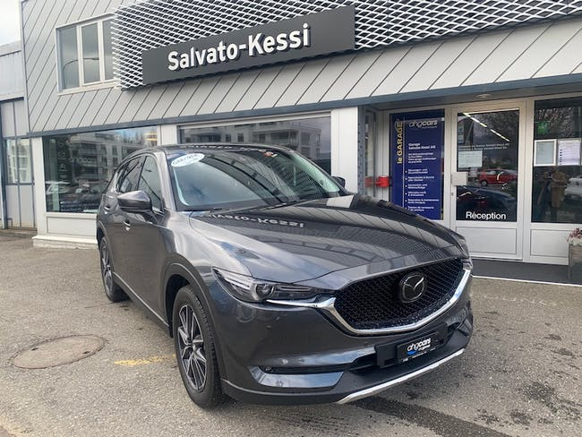 suv Mazda CX-5 2.5 Revolution AWD