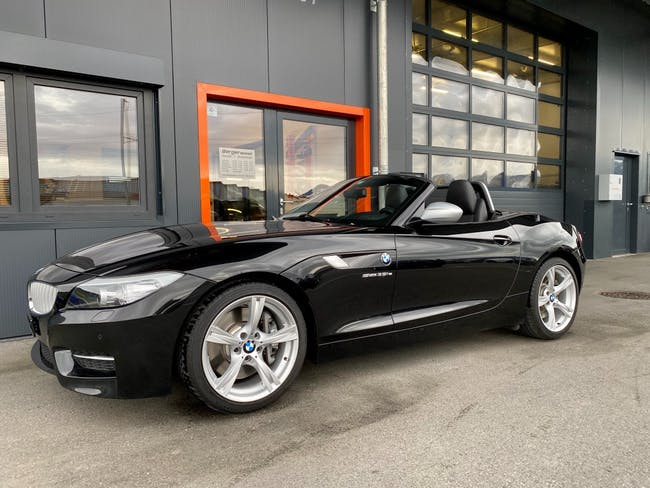 cabriolet BMW Z4 sDrive35is DKG
