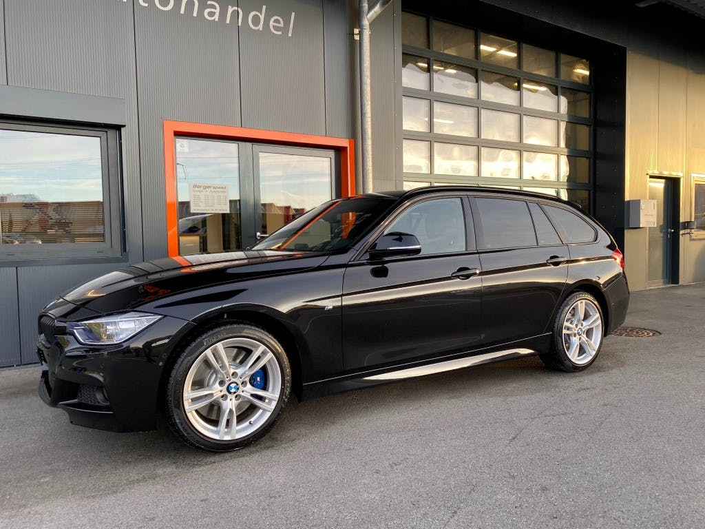 estate BMW 3er 335i xDrive Touring M-Sportpaket
