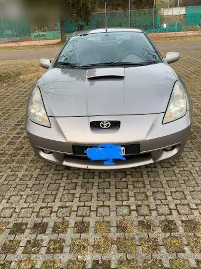 coupe Toyota Celica Toyota
