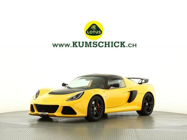 sportscar Lotus Exige S CR