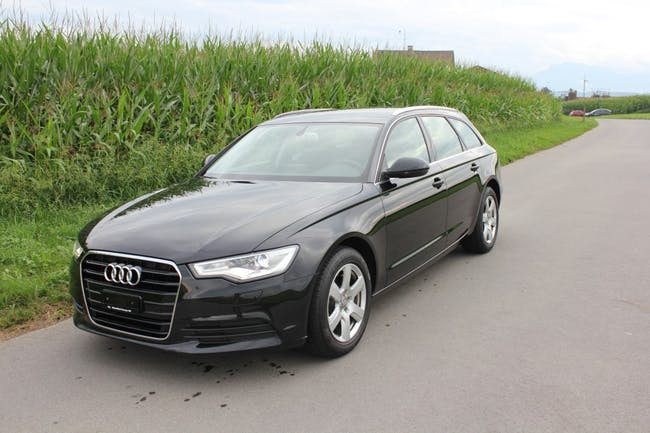 estate Audi A6 Avant 2.0 TDI ultra multitronic
