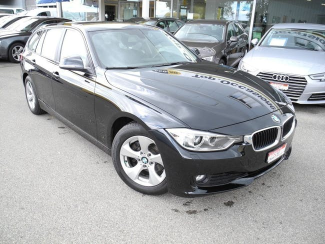 estate BMW 3er 320d Efficient Dynamics Touring