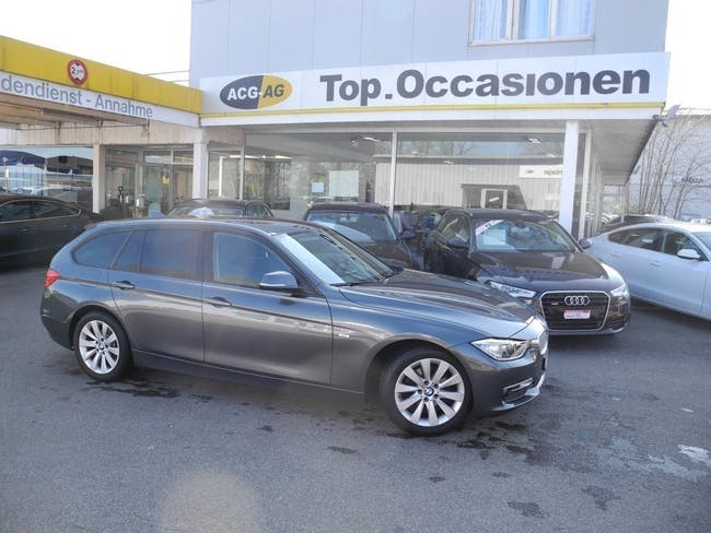 estate BMW 3er 320d Touring Modern Line Steptronic