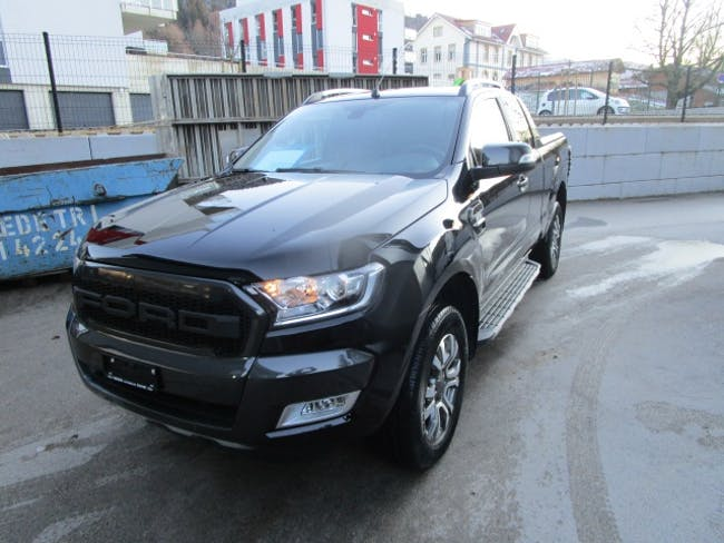 suv Ford Ranger extra.cab. pick-up 3.2 TDCi 4x4 W