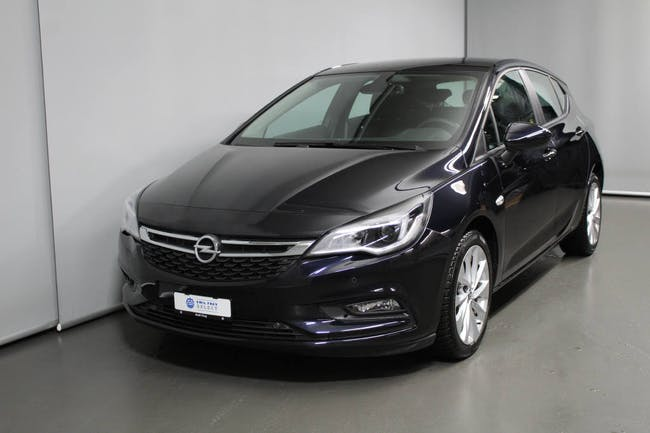 saloon Opel Astra 1.6 CDTI 136 Enjoy
