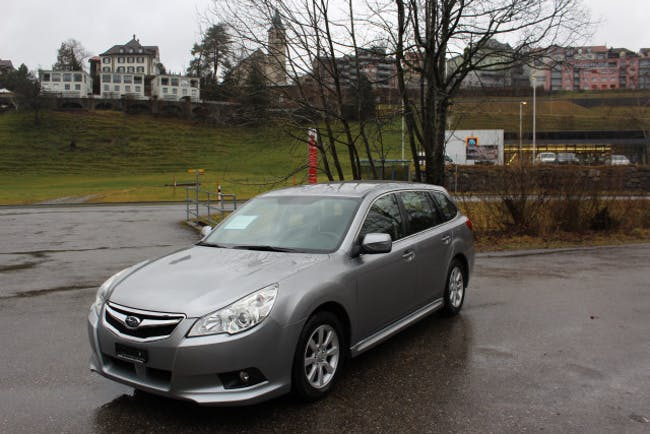 estate Subaru Legacy 2.0i Swiss AWD