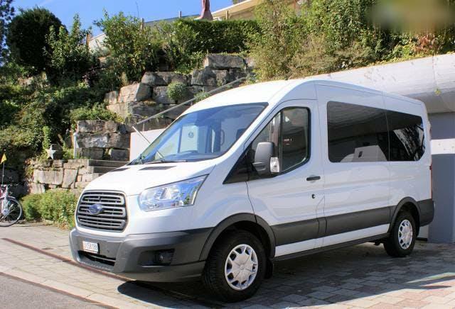 bus Ford Transit (Neuwertig) in Camper umfunktioniert