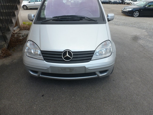 van Mercedes-Benz Vaneo 1.9 125 Family