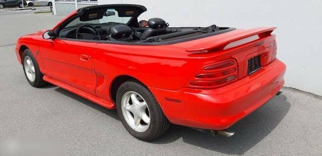 cabriolet Ford Mustang GT Cabrio  V8