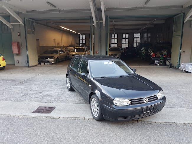 saloon VW Golf IV 2.0 Comfortline 4motion