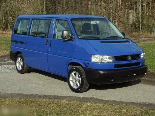 bus VW T4 Caravelle Campingbus mit Standheizung