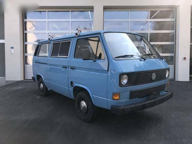 bus VW Typ 2 1.6 Diesel