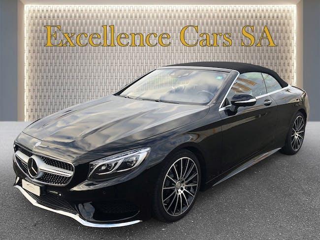 cabriolet Mercedes-Benz S-Klasse S 500 Cabriolet 9G-Tronic