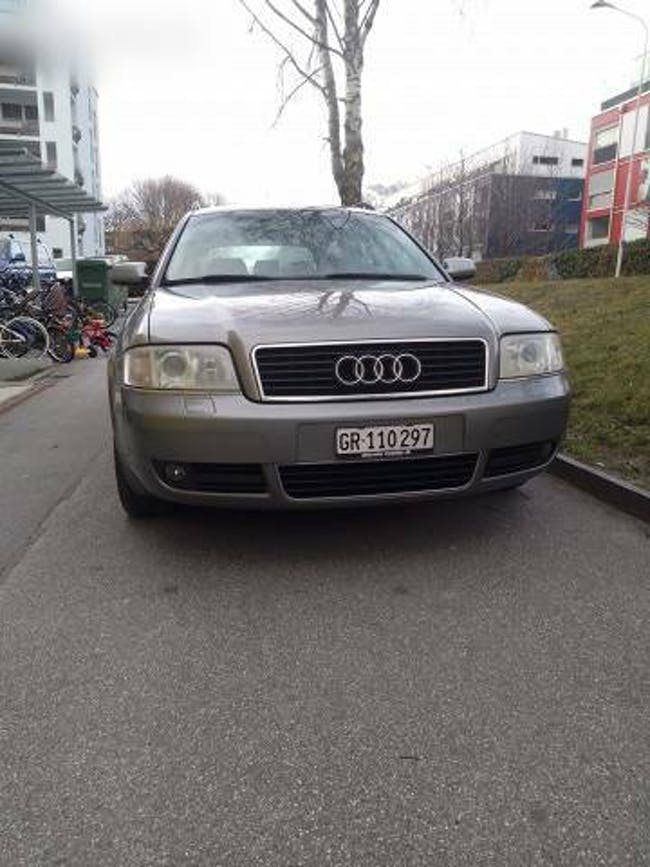estate Audi QUATTRO a 6 quatro tdi 2.5
