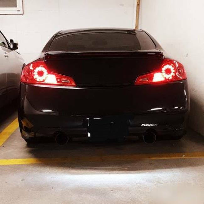 coupe Infiniti G 35 Coupe