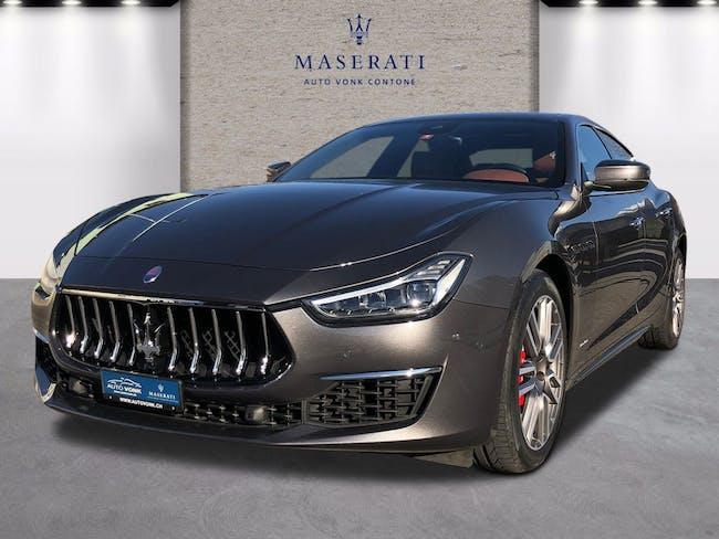 saloon Maserati Ghibli D 3.0 V6 GranLusso Automatica