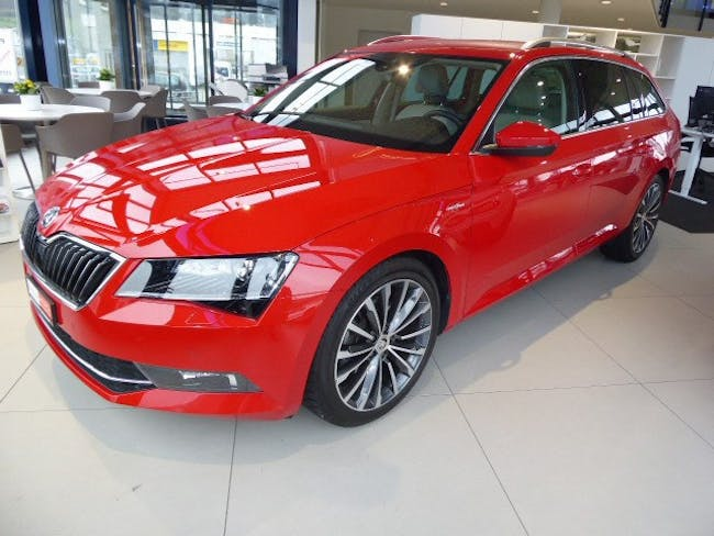 estate Skoda Superb 2.0 TDi L&K 4x4