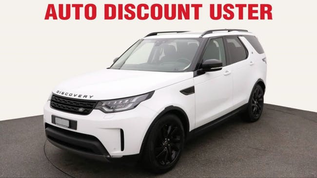 suv Land Rover Discovery 2.0 SD4 HSE Automatic