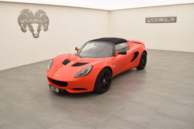 sportscar Lotus Elise S Club Racer 1.6