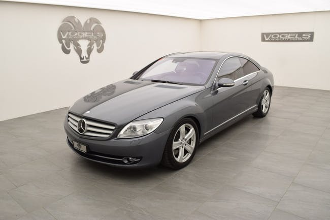 coupe Mercedes-Benz CL 500 4Matic 7-G Tronic