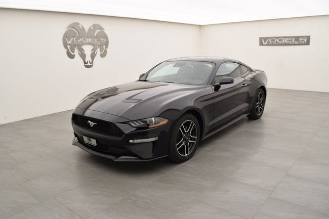 coupe Ford Mustang 2.3 EcoBoost Premium