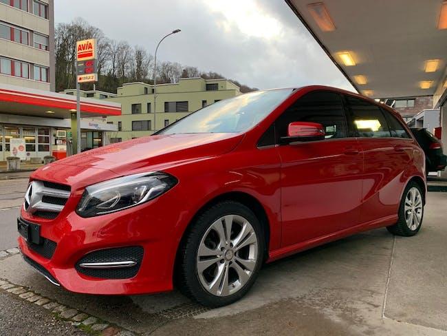 van Mercedes-Benz B-Klasse B 220 CDI Urban 4Matic 7G-DCT