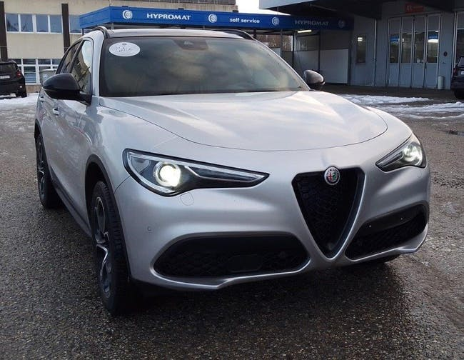 suv Alfa Romeo Stelvio 2.2 D Q4 210cv Sport