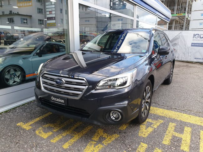 estate Subaru Outback 2.5i Luxury AWD