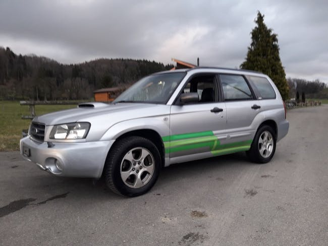 suv Subaru Forester 2.0XT Club Automatic