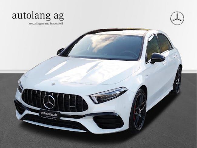 saloon Mercedes-Benz A-Klasse A 45 S AMG 4Matic+
