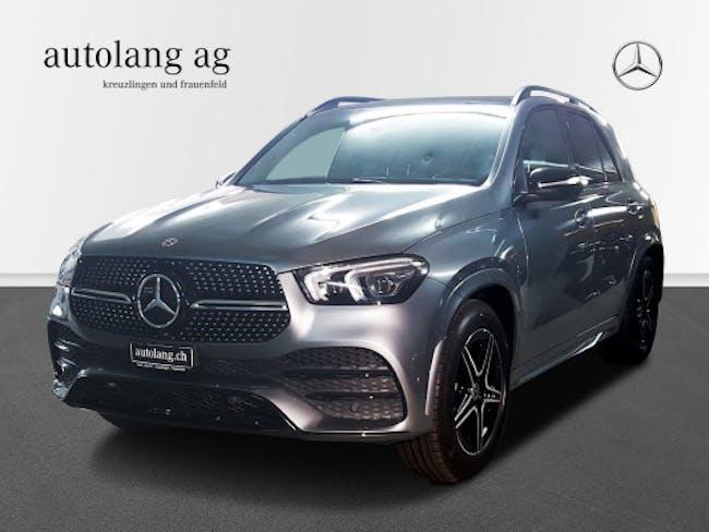 suv Mercedes-Benz GLE-Klasse GLE 400 d AMG Line 4Matic