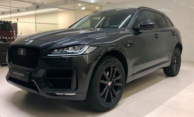suv Jaguar F-Type F-PACE Prestige 30t AWD Neu 2020