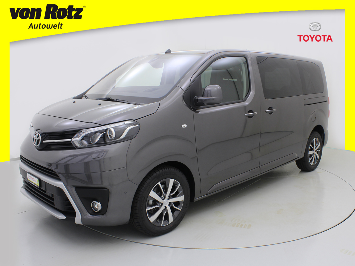 bus Toyota Proace Verso Medium 2.0 D Trend