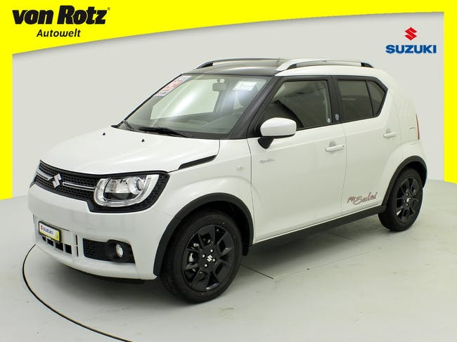 suv Suzuki Ignis 1.2 Piz Sulai Hybrid 4x4