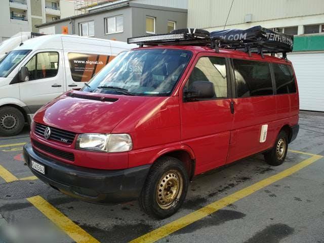 bus VW T4 2.5TDI SYNCRO