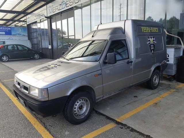bus Fiat Fiorino 1.7 Turbodiesel