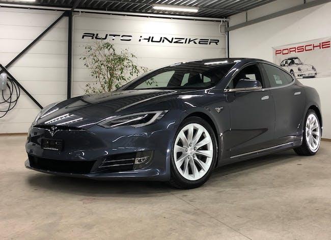 saloon Tesla Model S 75 D 525PS Allrad