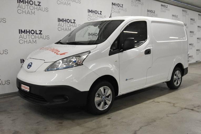 Nissan NV200 e-NV200 Kaw. Elektro Premium 110 PS 250 km 39'900 CHF - acheter sur carforyou.ch - 1