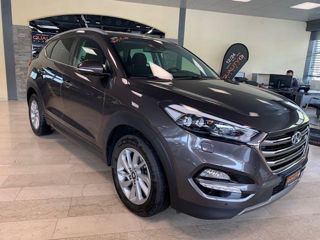suv Hyundai Tucson 2.0 CRDI Plena 4WD Automatic