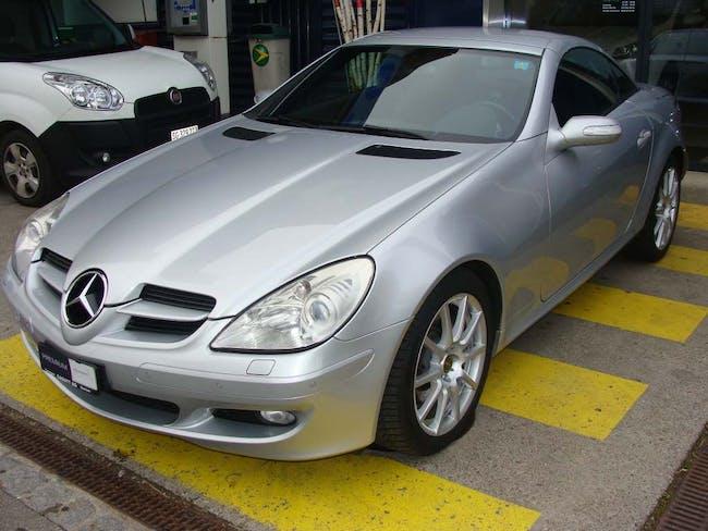 cabriolet Mercedes-Benz SLK 350 V6 Cabriolet